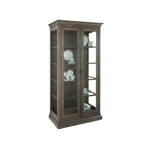 One Allium Way Laney Standard Curio Cabinet