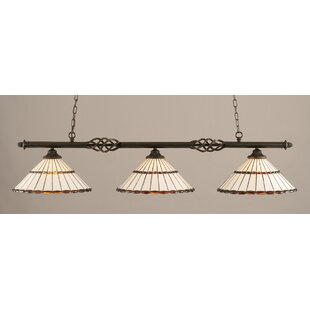 Astoria Grand Pierro 3-Light Billiard Light