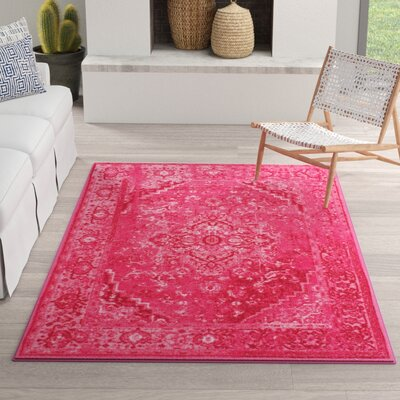 Pink Area Rugs You Ll Love Wayfair