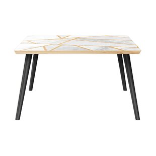 Sand Lake Coffee Table by Bungalow Rose