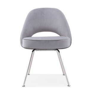 Kraig Upholstered Dining Chair Everly Quinn