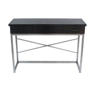 Ivy Bronx Gearld 3 Drawer Console Table