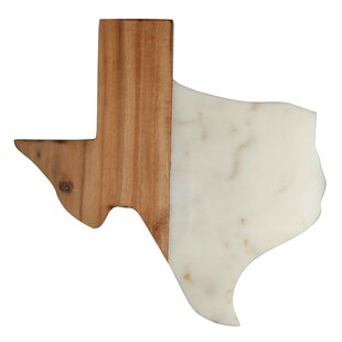 Texas Marble Cutting Board