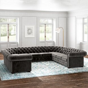 Alana 1434 Reversible Sectional by Kelly Clarkson Home
