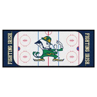 Purchase NCAA Notre Dame Rink Runner By FANMATS