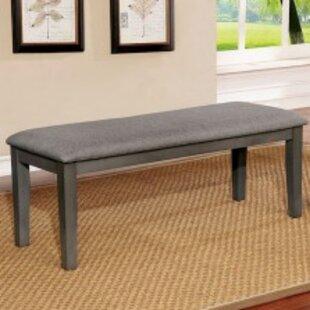 Ison Upholstered Bench