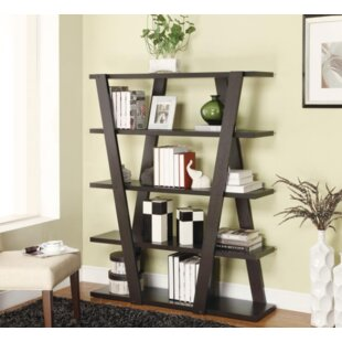 Find a Koretsky Standard Bookcase By Ebern Designs
