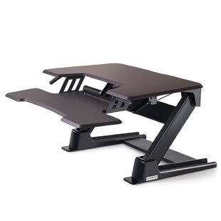 Cayuga Height Adjustable Standing Desk by Symple Stuff Today Only Sale