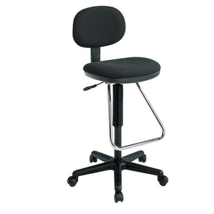 Best Price Boothe High-Back Drafting Chair by Rebrilliant Reviews (2019) & Buyer's Guide