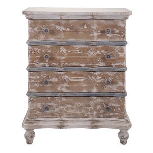 Waterford 4 Drawer Accent Chest