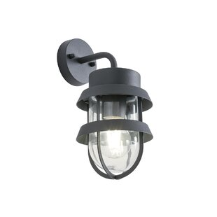 Huffaker Outdoor Wall Lantern By Sol 72 Outdoor