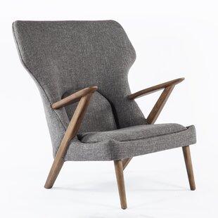 dCOR design Veendam Lounge Chair