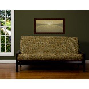 Cahaba Box Cushion Futon Slipcover by Red Barrel Studio