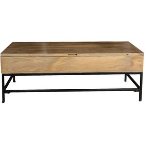 Storage Coffee Table with Lift Top by Home and Garden Direct