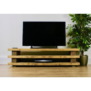Review Atlas Cove TV Stand For TVs Up To 58
