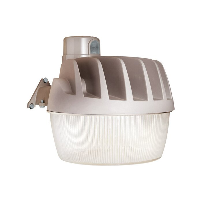 All Pro Led Dusk To Dawn Outdoor Security Area Light With Motion Sensor