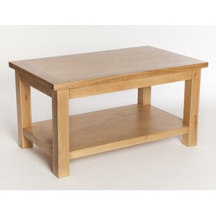 Bellamira Coffee Table With Magazine Rack By Brambly Cottage