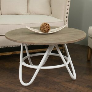 Marianna Coffee Table by Highland Dunes