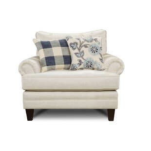 Where buy  Shillings Chair and a Half by Charlton Home Reviews (2019) & Buyer's Guide