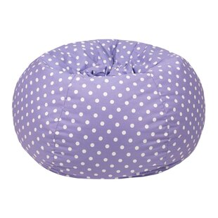 Polka Dot Bean Bag Chair by Gold Medal Bean Bags Wonderful
