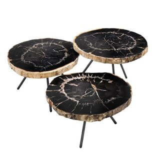 De Soto 3 Piece Coffee Table Set