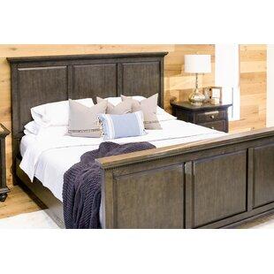 Dezirae Panel Bed by World Men..