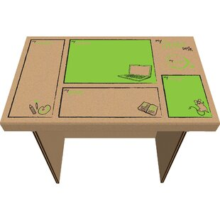 Hartsdale Let's Work 80cm W Writing Desk By Zoomie Kids