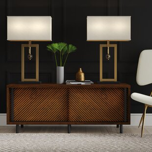 Wulff Golden Frame Body 31 Table Lamp (Set of 2)
