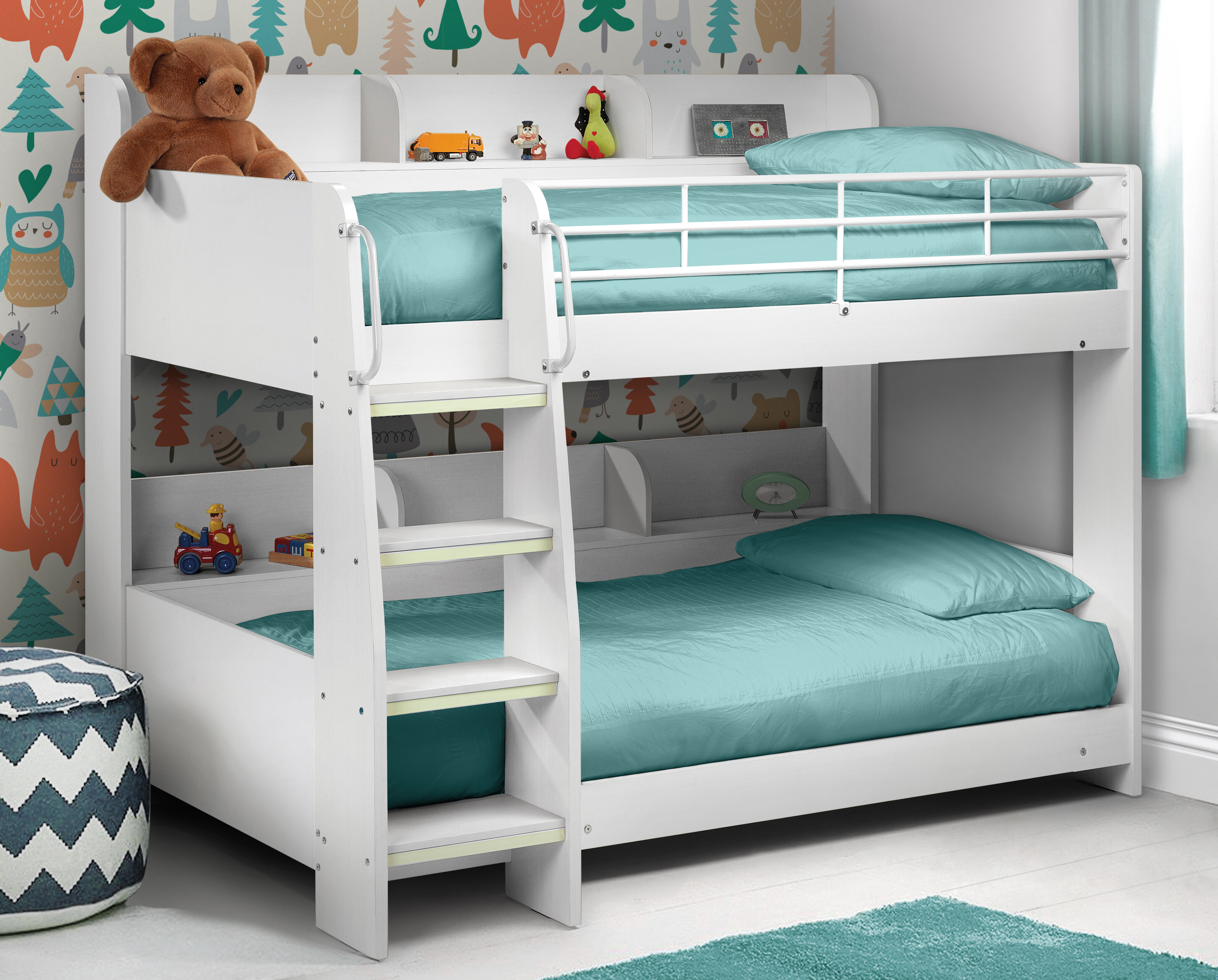 Etagenbett Wayfair : Just kids etagenbett kelly wayfair.de