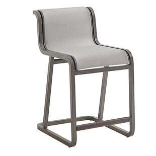 Del Mar Counter Patio Bar Stool