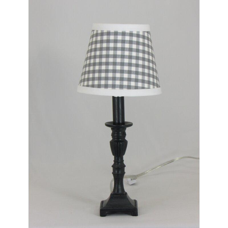 Albert Estate Ltd 14 Grey Table Lamp Set