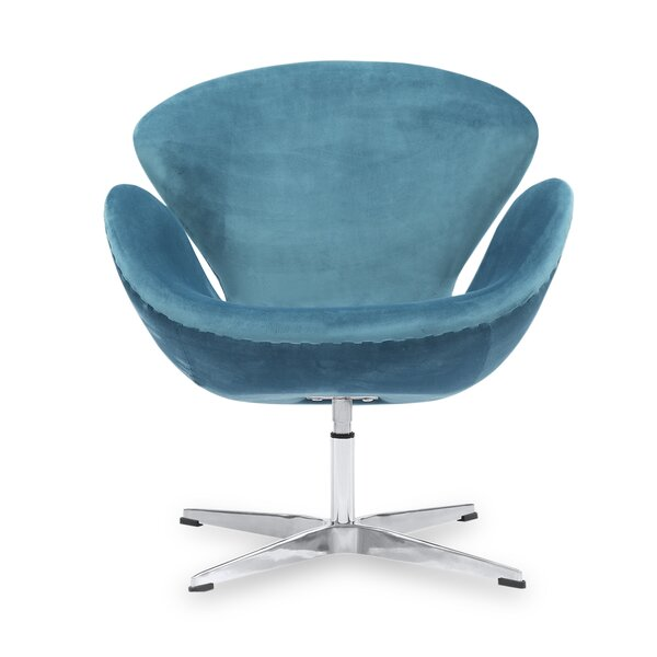 Excellent Swivel Chair Mid Century Wayfair Machost Co Dining Chair Design Ideas Machostcouk