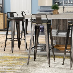 Great choice Capucine 31 Bar Stool (Set of 4) by Trent Austin Design Reviews (2019) & Buyer's Guide