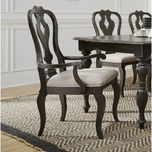 Darya Dining Arm Chair (Set of 2) by Darb..