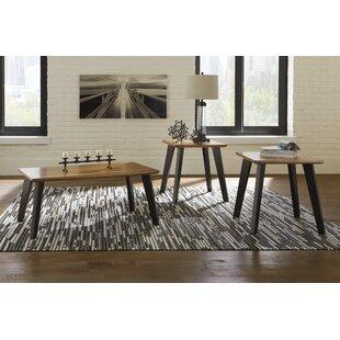 Union Rustic Damita Table Set