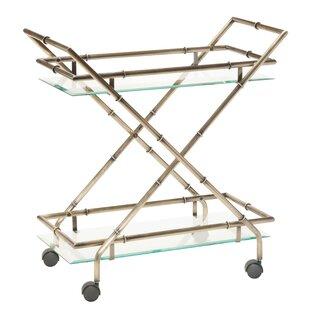 Lanai Bar Cart by OSP Designs