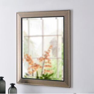 Read Reviews Meador Accent Mirror ByWinston Porter