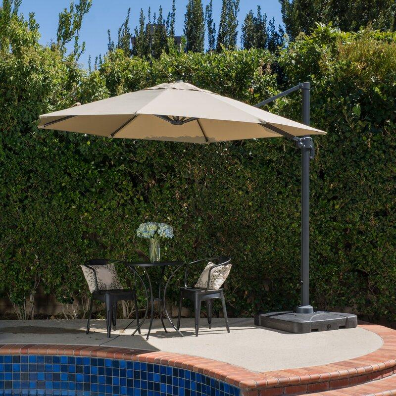 Markham 10u0027 Cantilever Umbrella