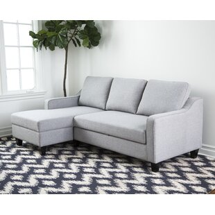 Nostrand Sleeper Sectional by Mercury Row