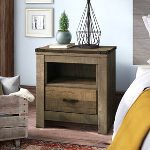 Rawtenstall 1 Drawer Nightstand