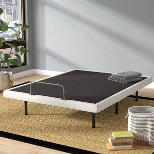 Dunellon Adjustable Bed Base by Latitude Run