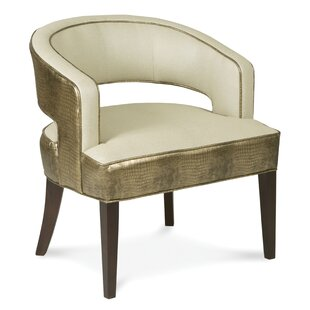 Hayley Barrel Chair by Fairfie..