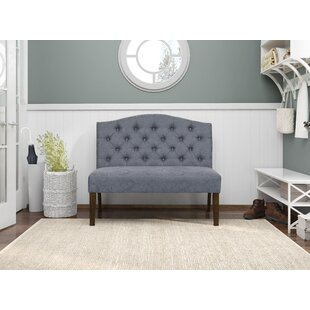 Upholstered Bench By Canora Grey