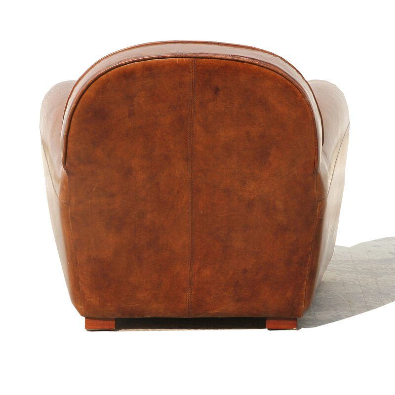 Superior Genuine Paris Armchair