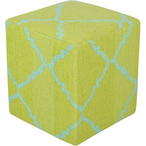 Redfield Cube Ottoman by Darby Home Co