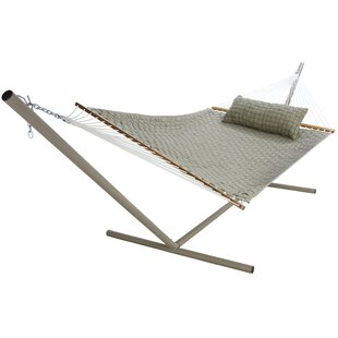 Cullompt Rope Hammock by Freeport Park