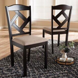 Feltman Solid Wood Dining Chair (Set of 2)