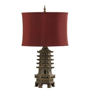 Pagoda 30.5 Table Lamp