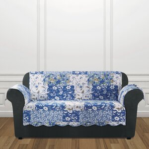 Heirloom Box Cushion Loveseat Slipcover