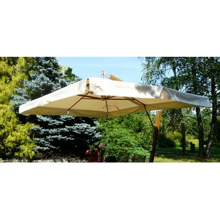 Mullanie 4m X 3m Cantilever Parasol By Sol 72 Outdoor